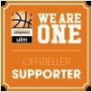 Die Steuerkanzlei Werz Kraft & Co ist Supporter der Basketballer von Ulm