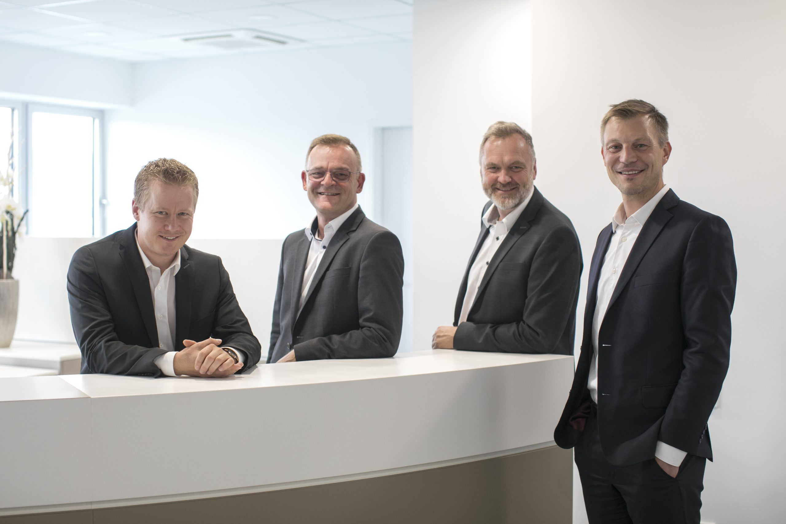 Die Geschäftsleitung der Steuerkanzlei Werz Kraft & Co in Ulm